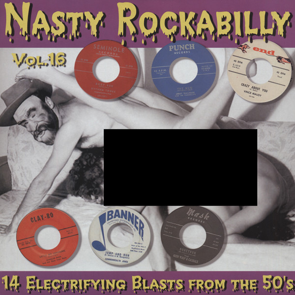Nasty Rockabilly Vol.16 (Vinyl LP)