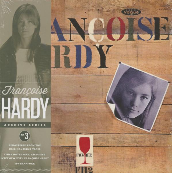 Mon Amie La Rose (LP, 180g Vinyl)