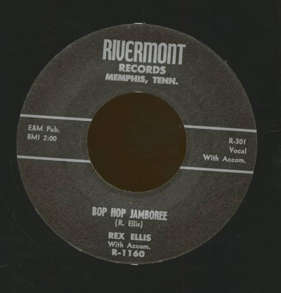 Bop Hop Jamboree - You'll Be The Last To Know (7inch, 45rpm)