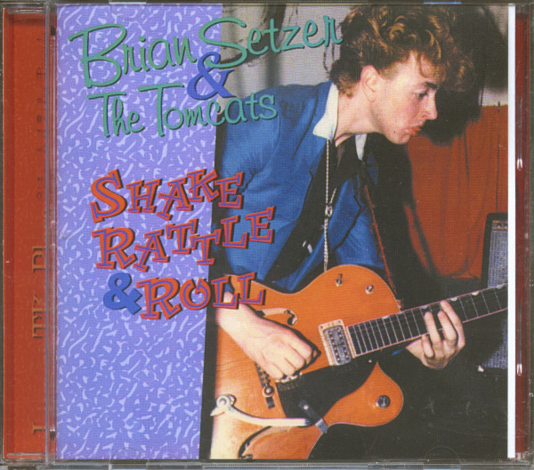 Shake, Rattle & Roll - Live At TK's Place, May 31, 1980 (CD)