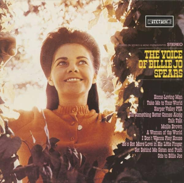 The Voice Of Billie Jo Spears (Vinyl)