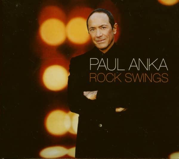 Rock Swings (CD)