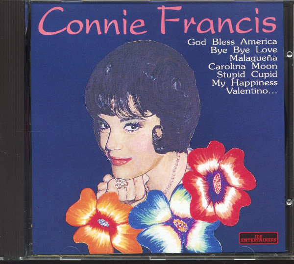 The Entertainers - Connie Francis (CD)
