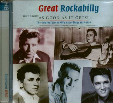 Great Rockabilly - As Good As It Gets (2-CD)