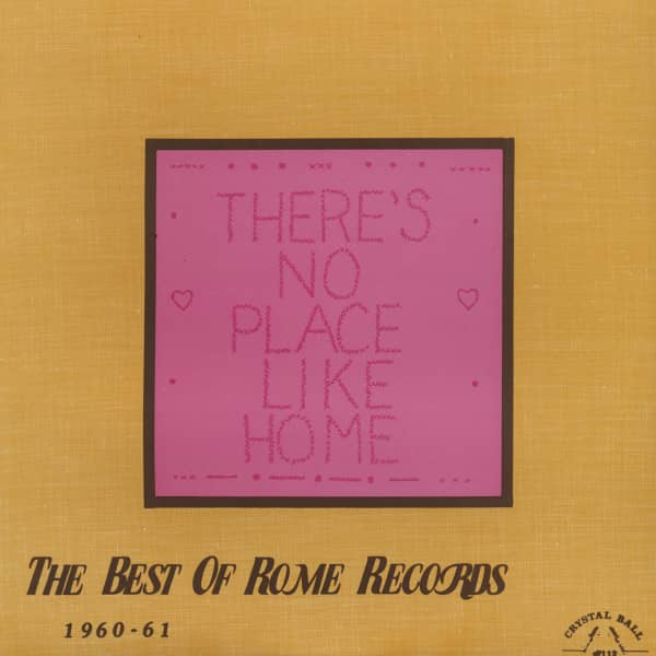 There's No Place Like Home - The Best Of Rome Records (Vinyl-LP)