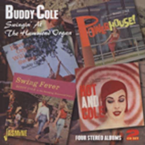 Swingin' At The Hammond Organ (2-CD)