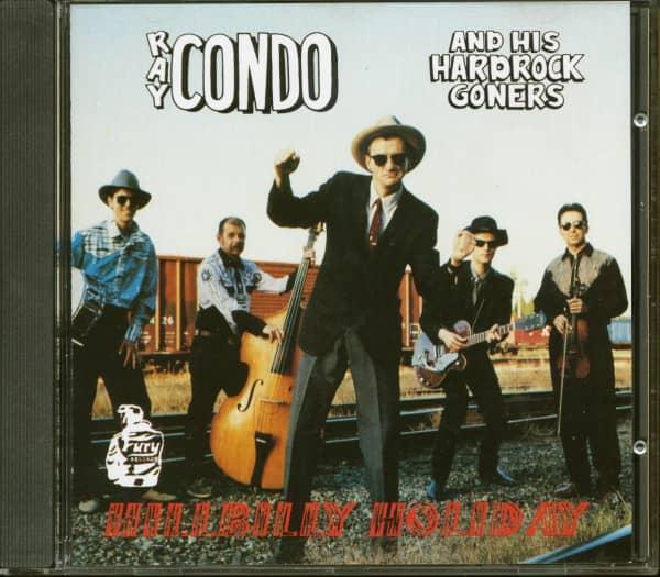 Hillbilly Holiday (CD)