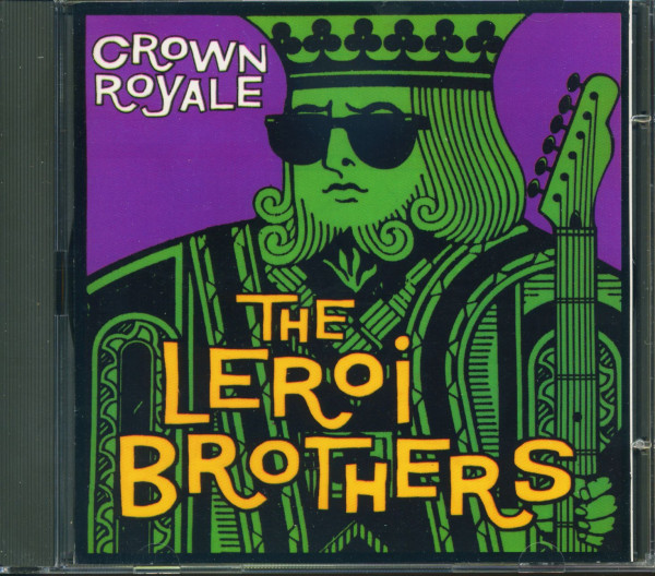 Crown Royale (CD)
