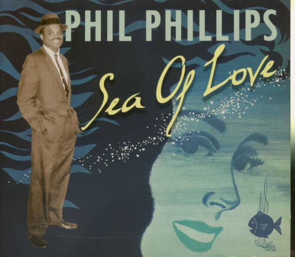 Sea Of Love - incl. 9 prev.unissued masters
