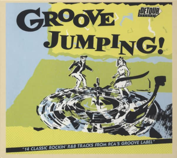 Groove Jumping! (CD)