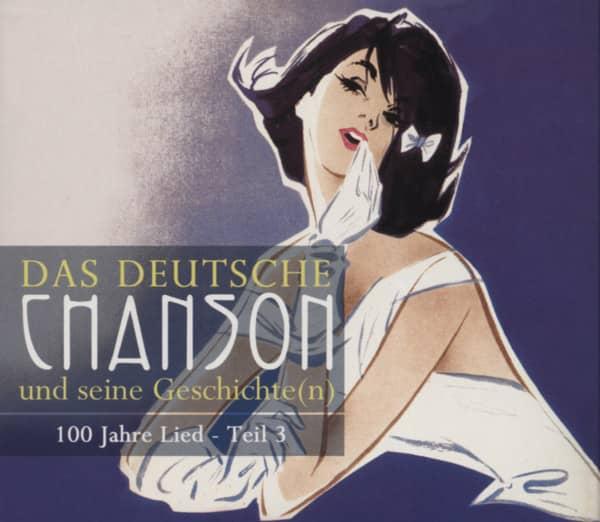Das deutsche Chanson, Teil 3 (3-CD)