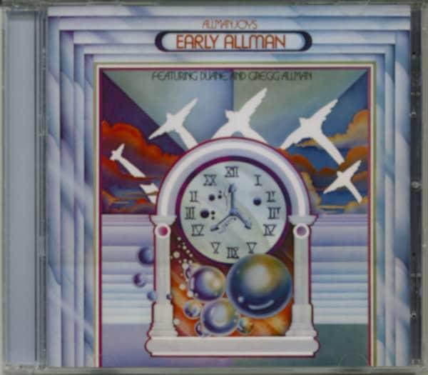 Early Allman (featuring Duane And Gregg Allman) (CD)