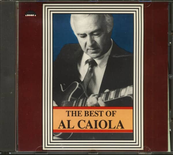 The Best Of Al Caiola (CD)