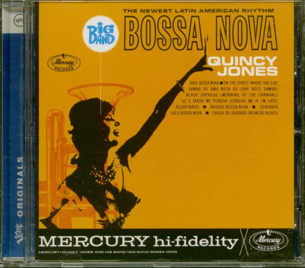 Big Band Bossa Nova (CD)