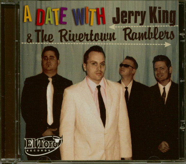A Date With Jerry King & The Rivertown Ramblers (CD)