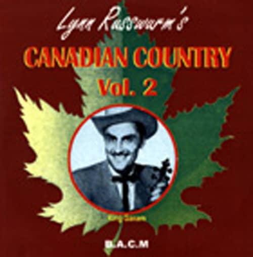 Vol.2, Canadian Country