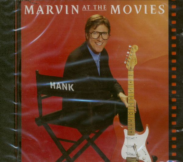 Marvin At The Movies (CD)