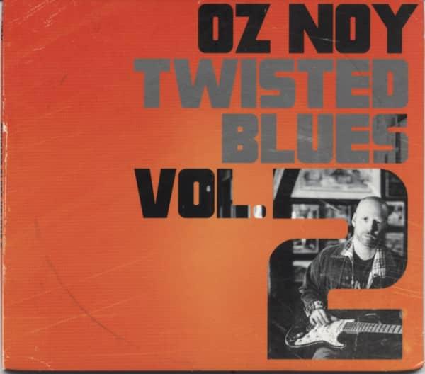 Twisted Blues Volume 2