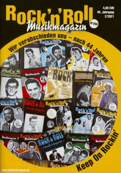Musikmagazin #250