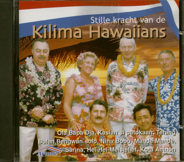 De Stille Kracht Van De Kilima Hawaiians (CD)