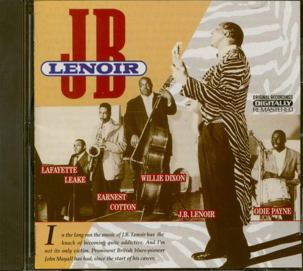 J.B. Lenoir (CD)