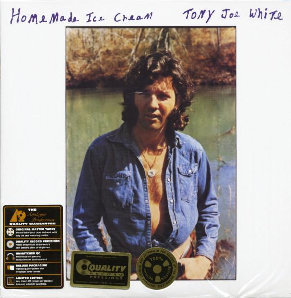 Homemade Ice Cream (LP, 45rpm, 200g Vinyl, Ltd.)