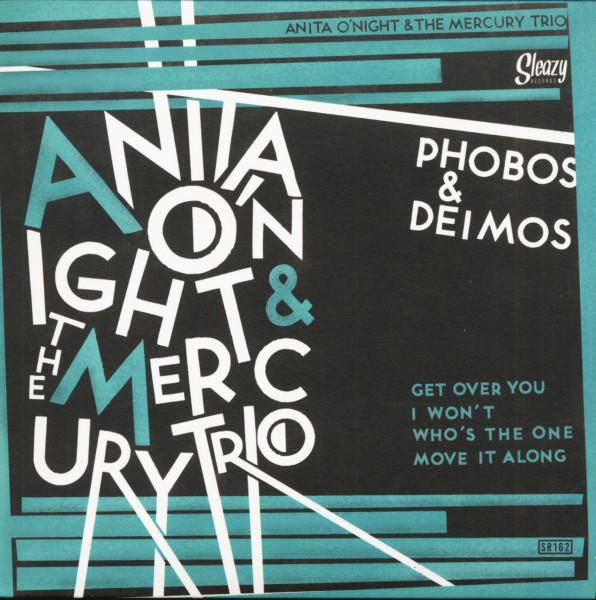 Phobos & Deimos (7inch, EP, 45rpm, PS)