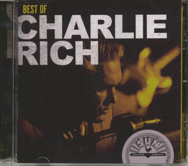 Best Of Charlie Rich (CD)