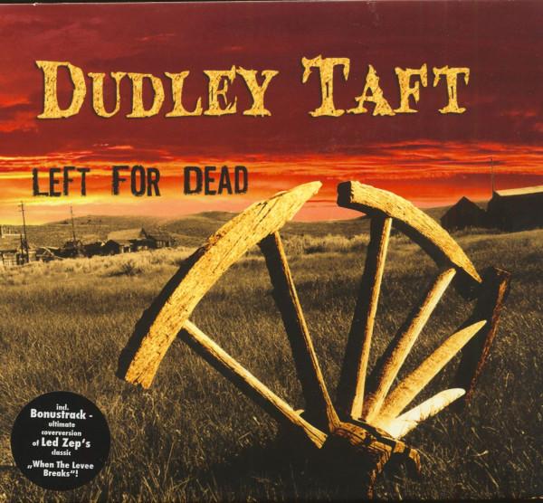 Left For Dead (CD)