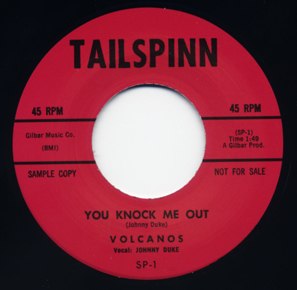 Oh My Mojo - You Knock Me Out 7inch, 45rpm