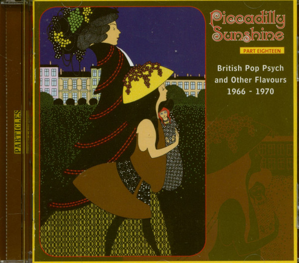 Piccadilly Sunshine Part 18 (CD)