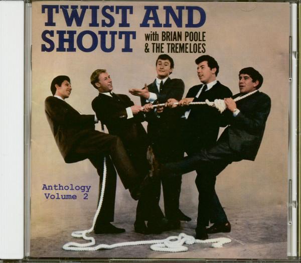 Twist & Shout - Anthology Vol.2 (CD)