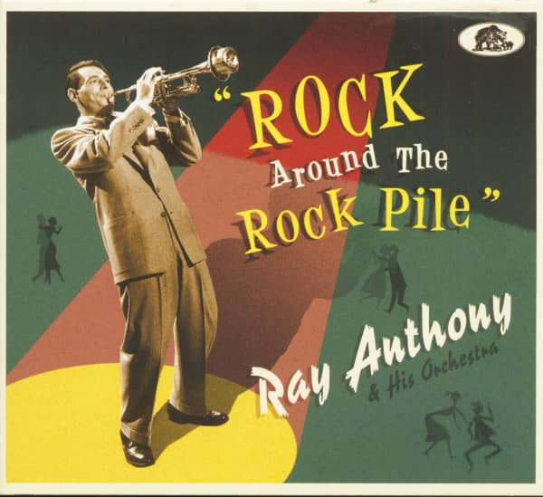 Rock Around The Rock Pile (CD)