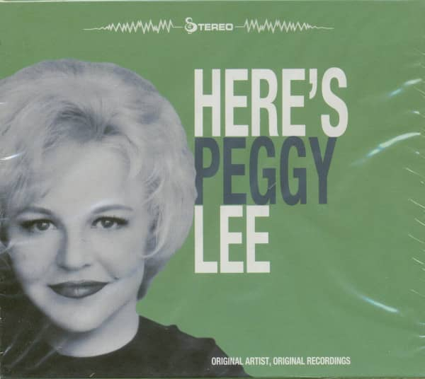 Here's Peggy Lee (CD)