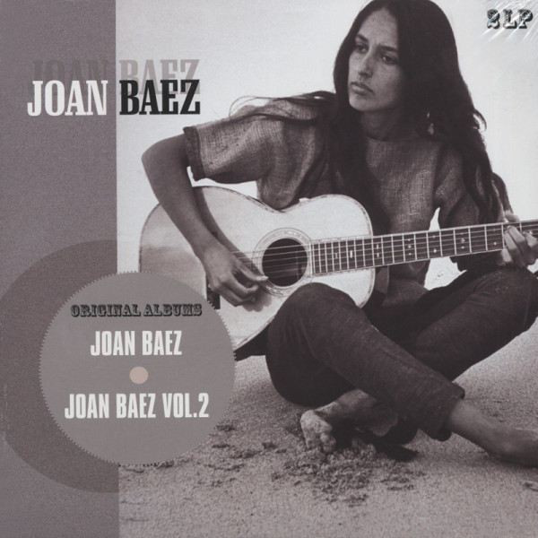 John Baez & Joan Baez Vol.2 (2-LP)