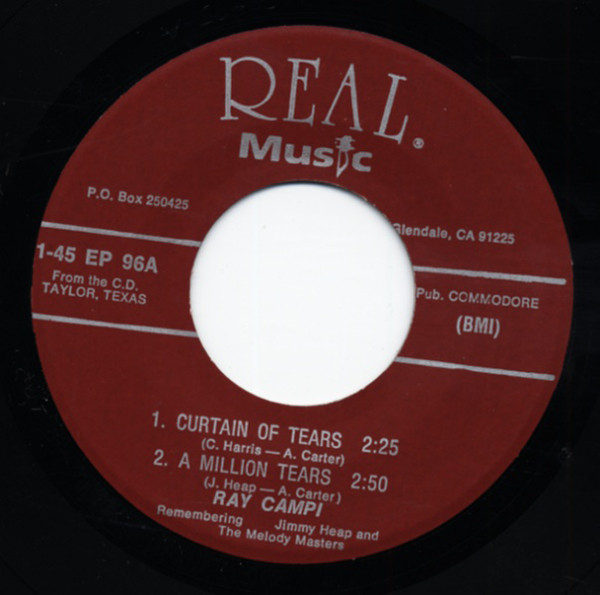 Taylor, Texas 7inch, 45rpm, EP