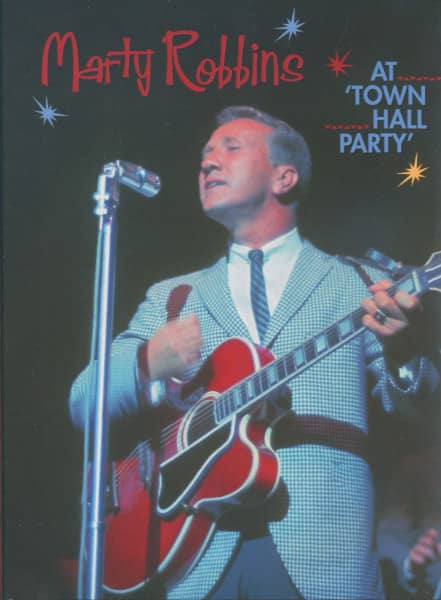Marty Robbins At Town Hall Party (DVD)