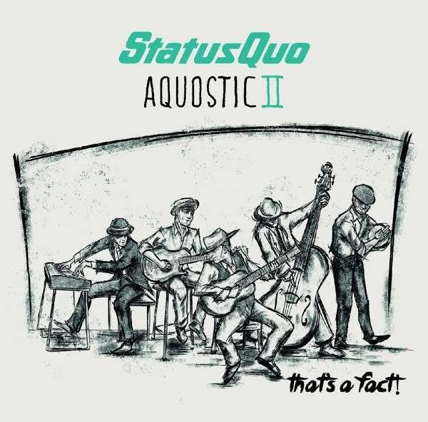 Aqostic II - That's Fact (CD)