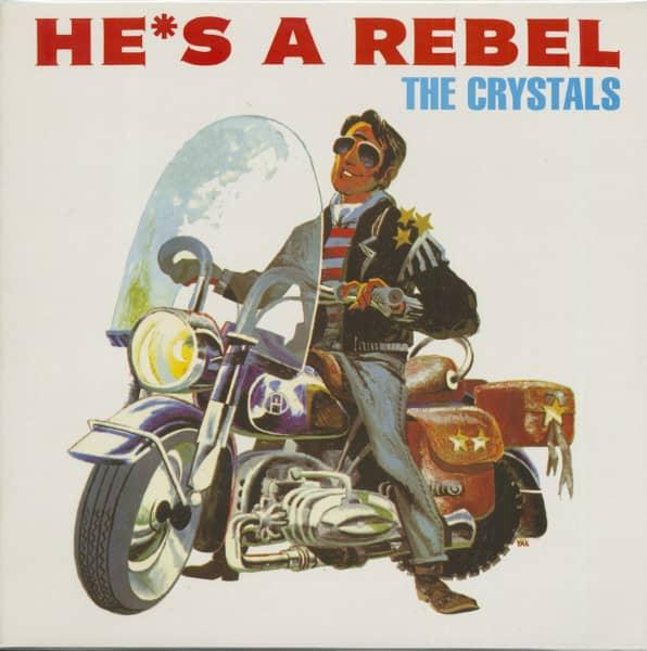 He's A Rebel (LP)