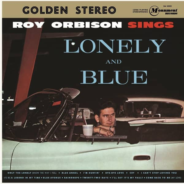 Lonely And Blue (1961) 180g Vinyl