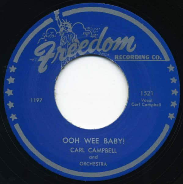 Shout Baby Shout - Ooh Wee Baby! 7inch, 45rpm