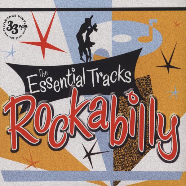 Rockabilly - The Essential Tracks (2-LP 180g Vinyl)