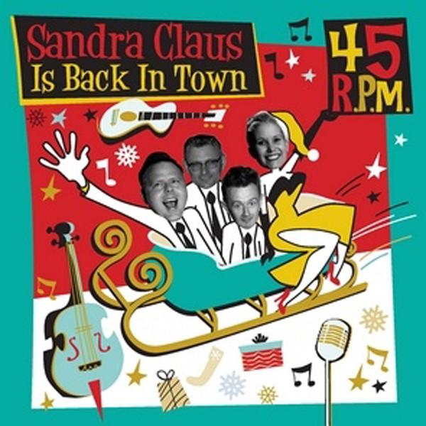 Sandra Claus Is Back In Town - Mini Album