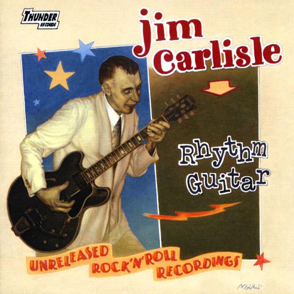 Rhythm Guitar - Unreleased Rock & Roll Rec.