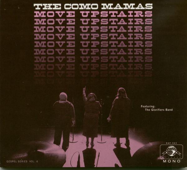 Move Upstairs (CD)