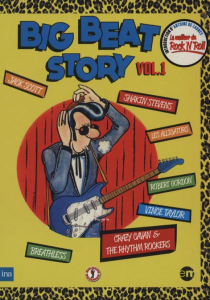 Big Beat Story Vol.1