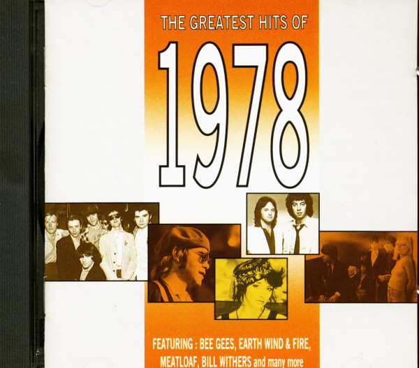 The Greatest Hits Of 1978 (CD)