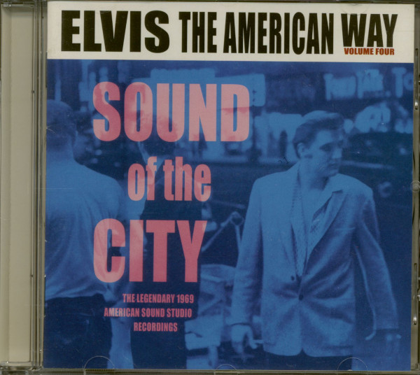 The American Way Vol.4 - Sound Of The City (CD)