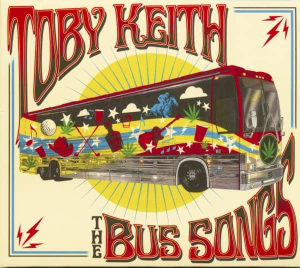The Bus Songs (CD)