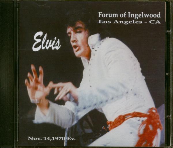 Forum Of Inglewood - Los Angeles, CA (CD)